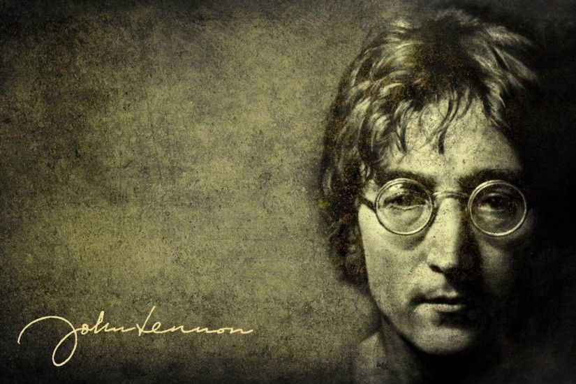 10 Most Popular John Lennon Wall Paper FULL HD 1080p For PC Desktop