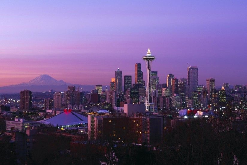 Seattle wallpaper #12792