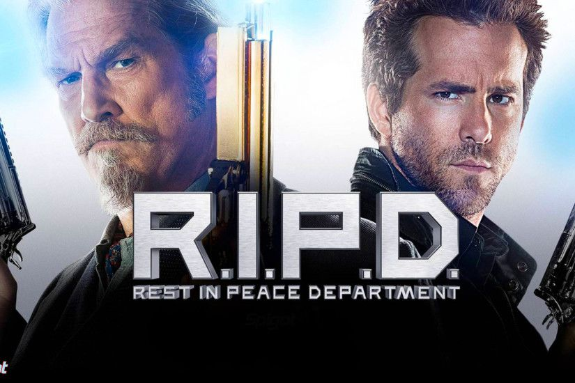 Here's a couple of wallpapers of the upcoming supernatural film based on  the comic book Rest In Peace Department. Staring one of my favorite actors  Jeff ...