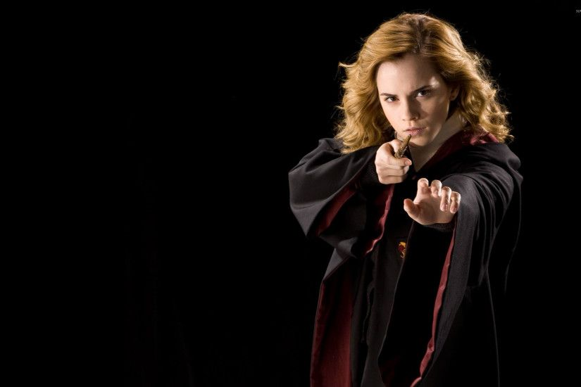 Hermione Granger - Harry Potter [2] wallpaper - Movie .