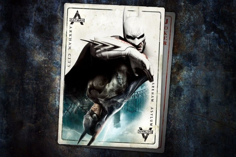 General 1920x1080 video games Batman: Arkham Asylum artwork digital art  Batman: Return to Arkham
