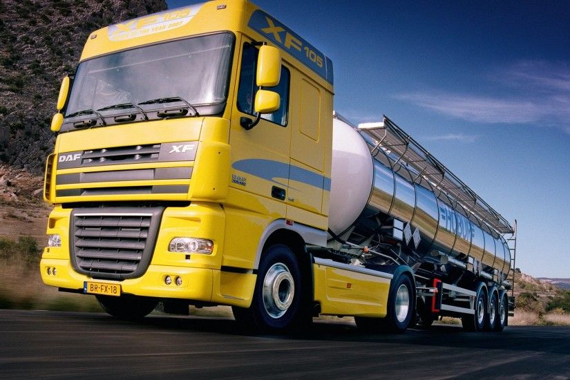 Vehicles - Semi Truck Big Rig Wallpaper