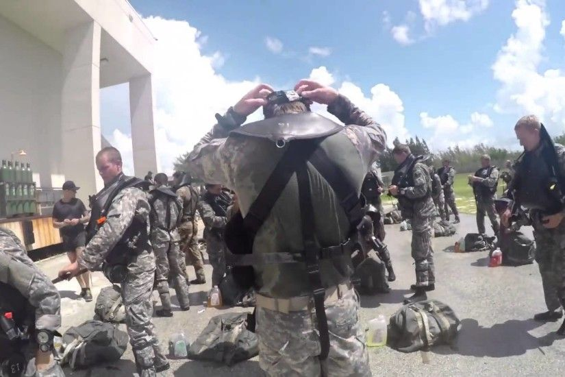 A look at the U.S. Army Special Forces Underwater Operations School -  YouTube