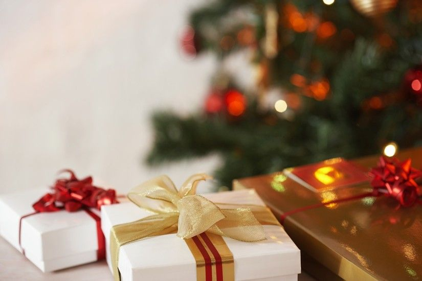 Christmas Gifts Wallpaper 8148