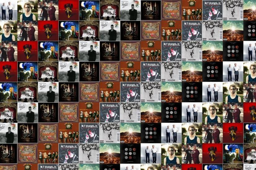 Download this free wallpaper with images of Twenty One Pilots – Blurryface, Twenty  One Pilots – Vessel, Fall Out Boy – American Beauty American Psycho, ...