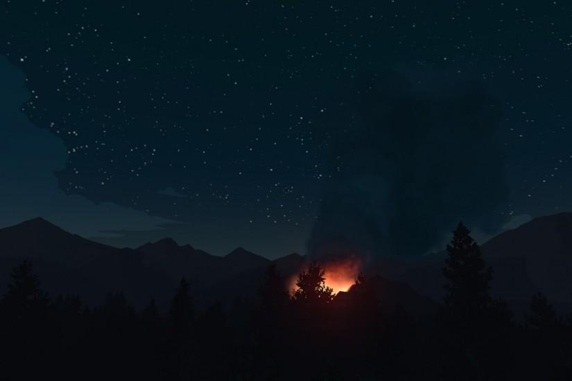 cool firewatch wallpaper 1920x1080