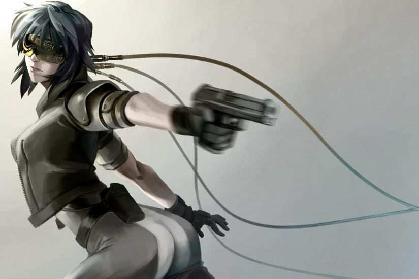 best ghost in the shell wallpaper 2864x1699 lockscreen