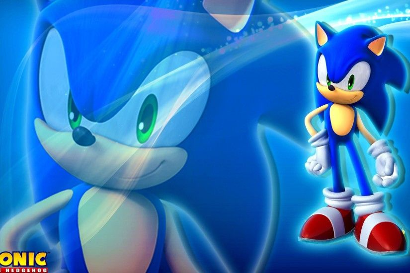 Sonic The Hedgehog Memories Wallpaper by SonicTheHedgehogBG on .