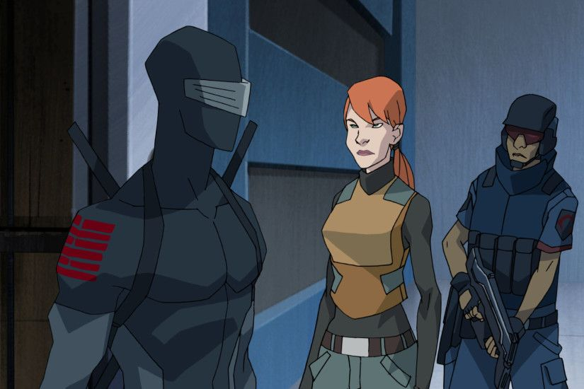 YO JOE! Fans of the popular animated series G.I. Joe: Renegades rejoice! On  September 25, 2012, G.I. Joe: Renegades: The Complete First Season Blu-ray  ...