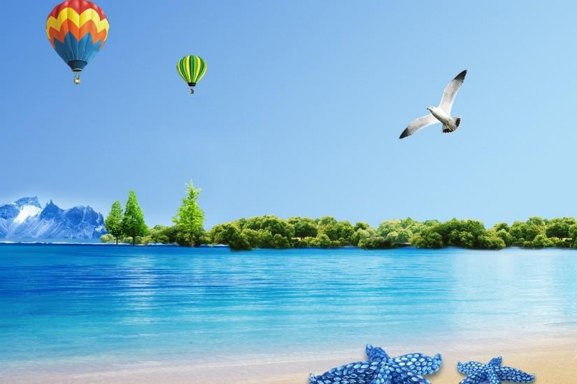best summer backgrounds 1920x1080 hd for mobile