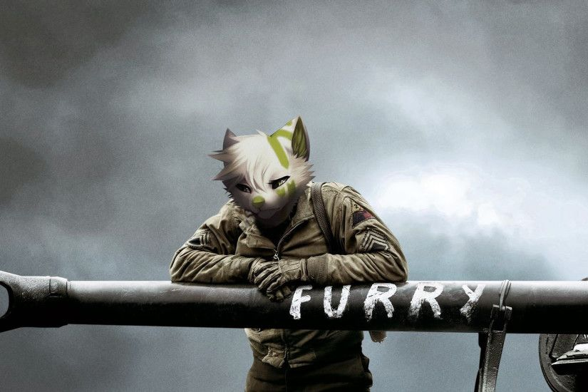 Fury Furry Wallpaper