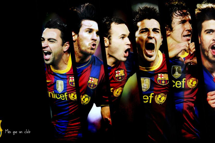 1920x1080 FC Barcelona Wallpapers HD Free Download.