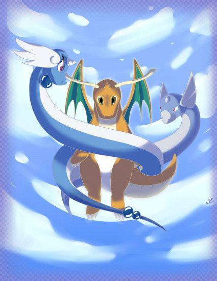 21 Dragonite (Pokémon) HD Wallpapers | Backgrounds - Wallpaper Abyss