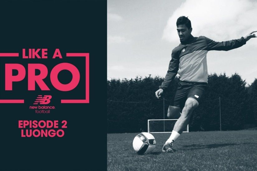New Balance Football - NB Like A Pro - Midfield masterclass with Massimo  Luongo