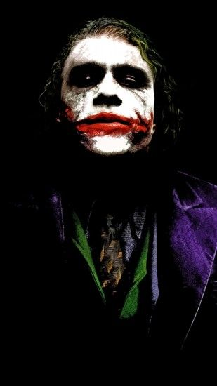 ... wallpaper and Heath Ledger Joker IphoneWallpap