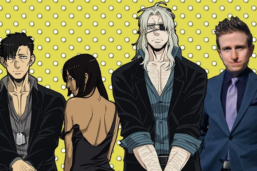First Look: Gangsta Anime 2015 - Action Drama