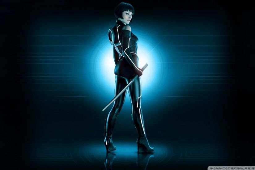Olivia Wilde Tron Legacy HD Wide Wallpaper for Widescreen