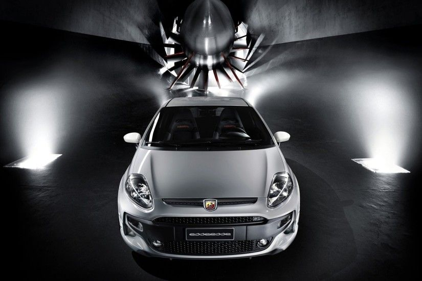 Punto EVO Abarth. Fiat on wallpapers ...