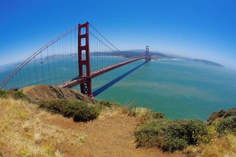 Golden Gate bridge, San Francisco Wallpapers | HD Wallpapers