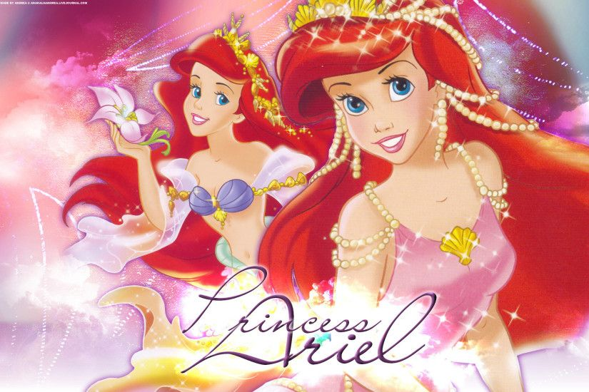 Tags: 1920x1200 Ariel Disney Princess