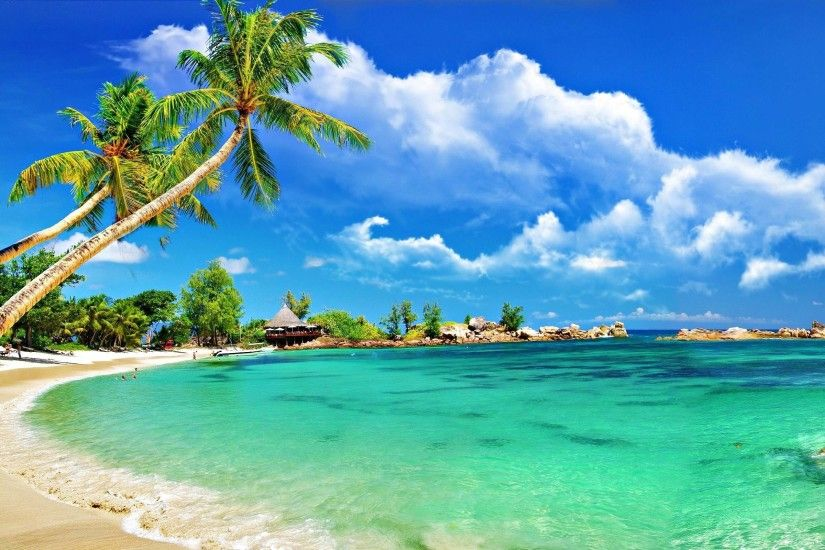 Awesome, Tropical, Beaches, Full, Screen, High, Resolution, Wallpaper,  Free, Desktop, Background, Photos, Amazing, Download Wallpaper, Stock  Photos, ...