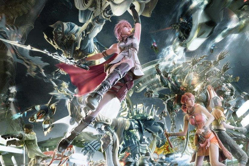 Final Fantasy Xiii Wallpapers - Full HD wallpaper search