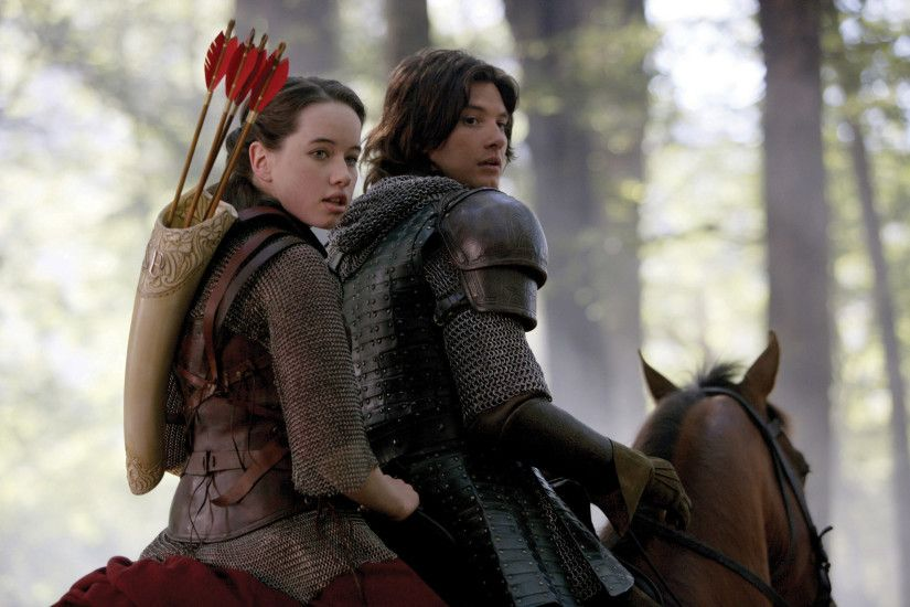 The Chronicles of Narnia 2 images Caspian & Susan HD wallpaper and  background photos
