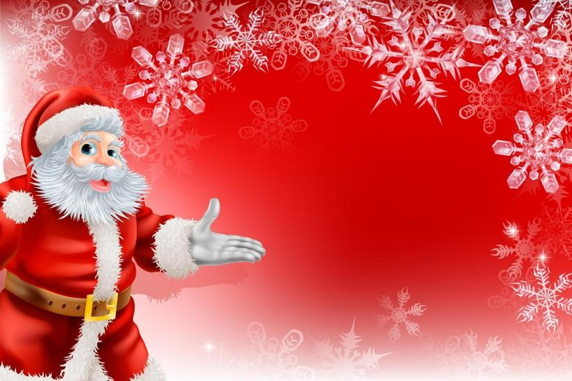 Christmas Santa Claus Wallpaper HD Pictures