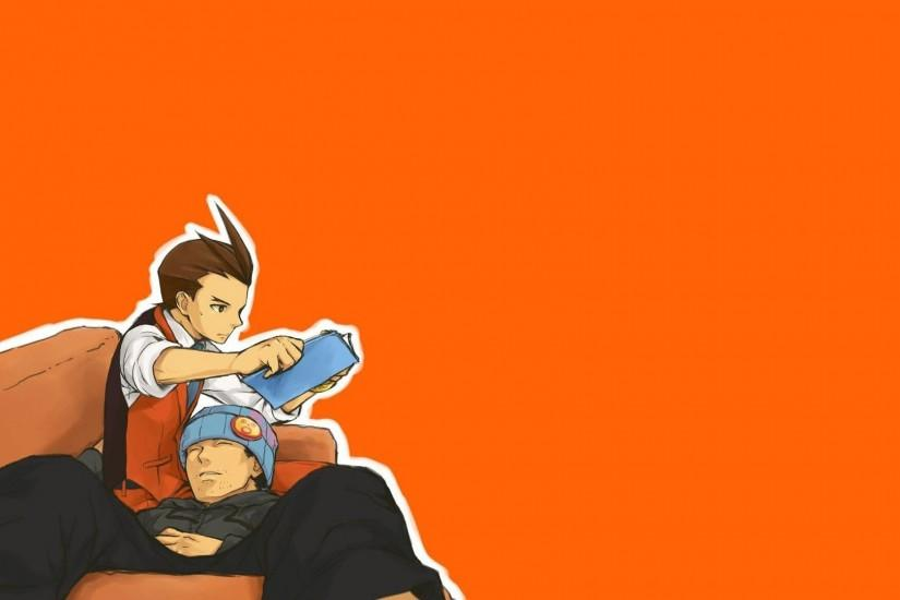 Ace Attorney wallpaper - Comic wallpapers - #22902