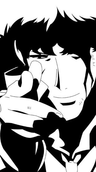 Cowboy Bebop iPhone SE
