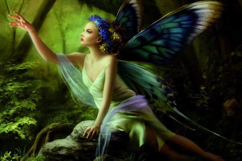Cute Little Fairy HD Wallpaper WallpaperFX 1024×768 Beautiful Fairies  Wallpapers | Adorable Wallpapers