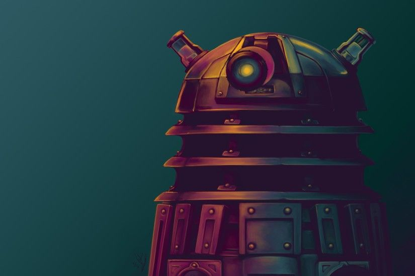 Doctor Who, Daleks, Artwork Wallpapers HD / Desktop and Mobile Backgrounds