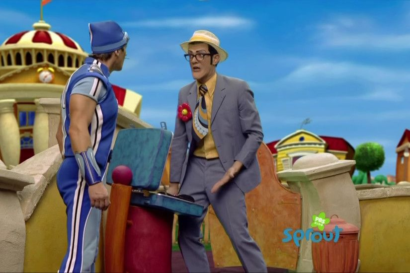 ... lazytown images sports day hd wallpaper and background lazytown images  robbie rotten and sportacus hd wallpaper ...