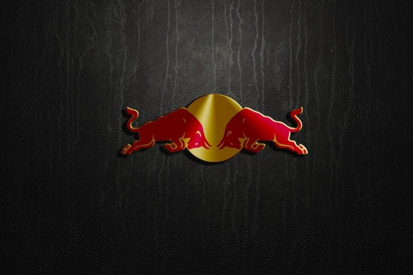 Red Bull Logo wallpaper.