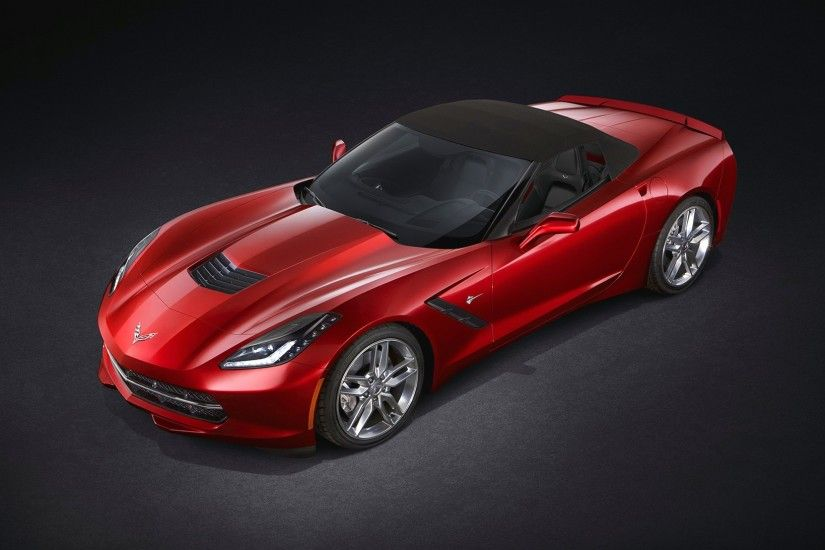 2014 Chevrolet Corvette Stingray Convertible V5 Hd Car Wallpaper