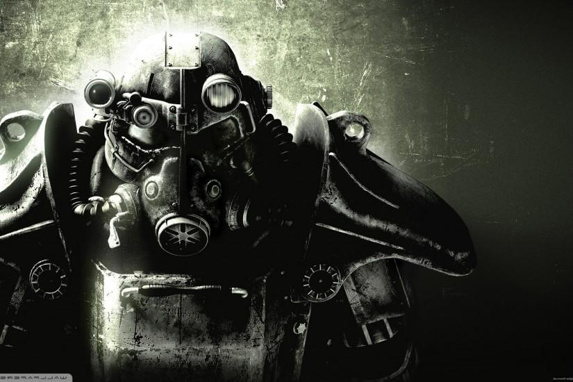 Fallout 3, Brotherhood of Steel Wallpaper HD
