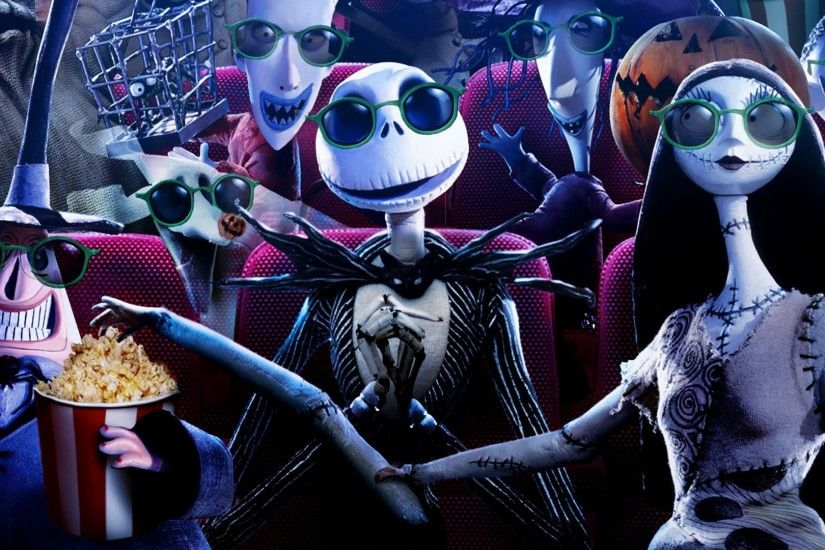 The Nightmare Before Christmas Cartoon Cartoons 1920x1080 hdw.eweb4 .