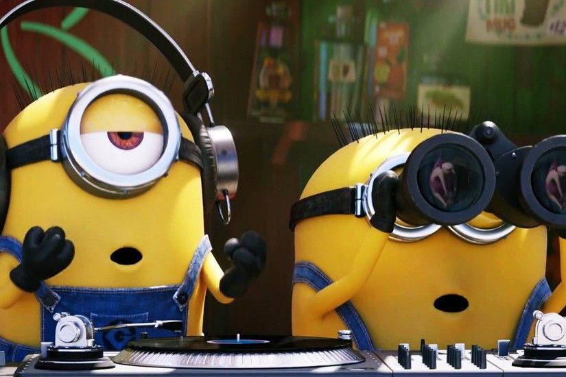 I have selected some funny and cool minion wallpapers for your pleasure.