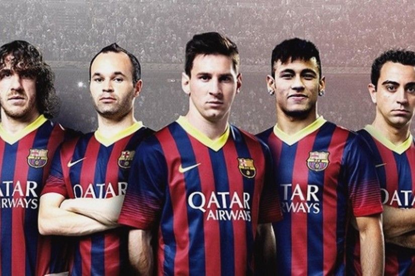Barcelona FC PC wallpapers