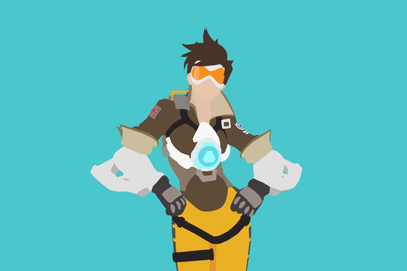 85KiB, 1920x1080, Overwatch_Tracer_Vector.png