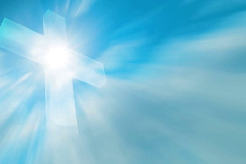 Christian Cross Background Stock Footage Video | Shutterstock