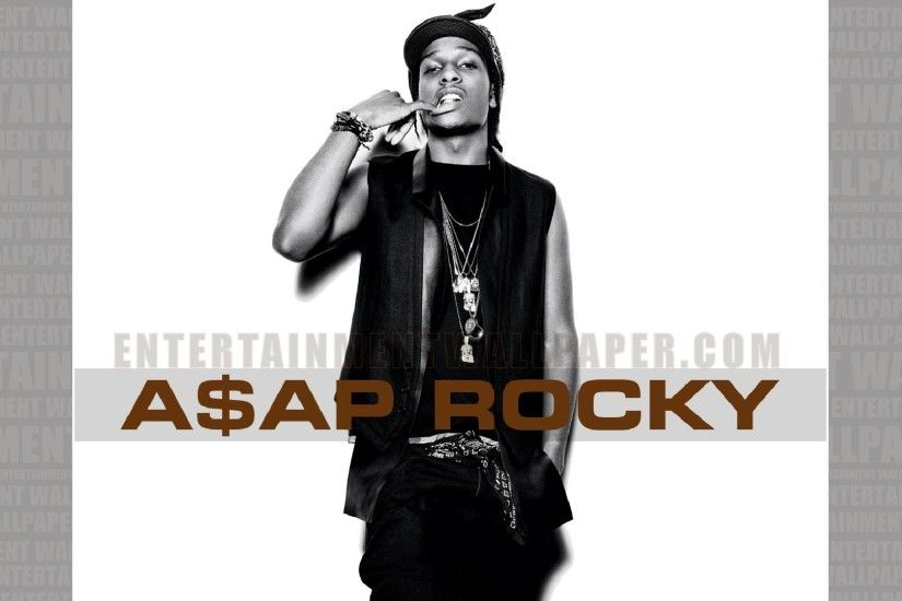 A$AP Rocky Wallpaper - Original size, download now.