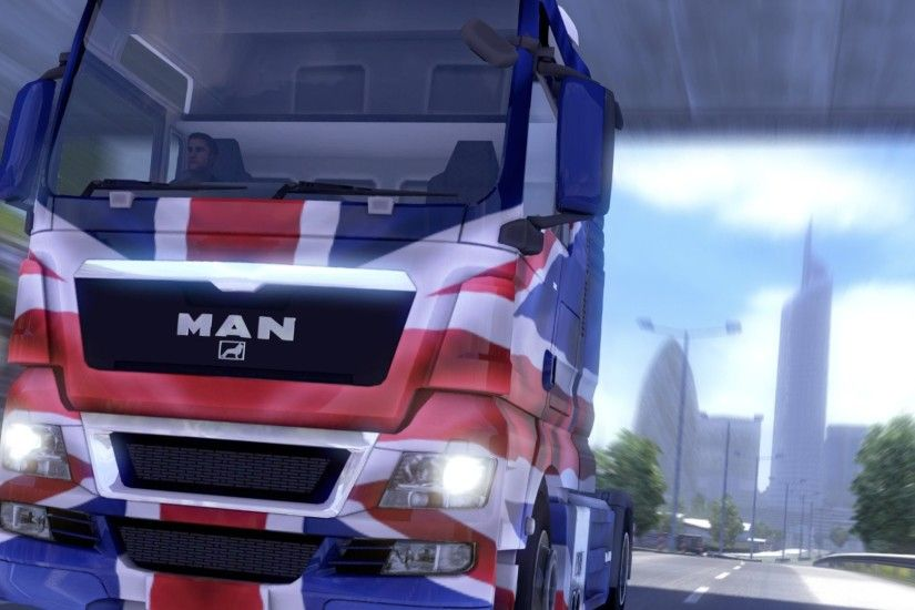 DOWNLOADABLE CONTENT REQUIRES EURO TRUCK SIMULATOR 2 AND AN ACTIVE STEAM  ACCOUNT