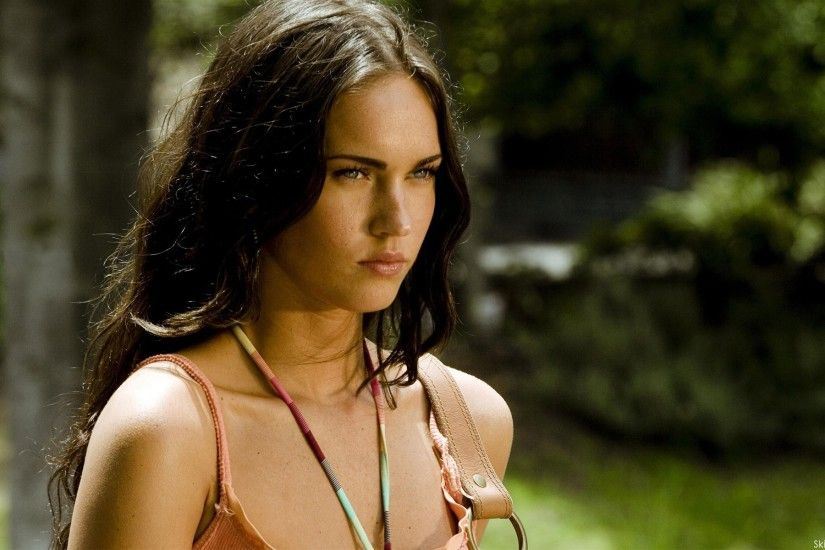 Young Megan Fox