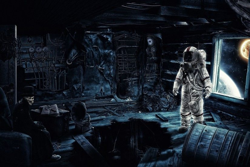 astronaut image - Full HD Wallpapers, Photos (Rosa Kingsman 2560x1600)