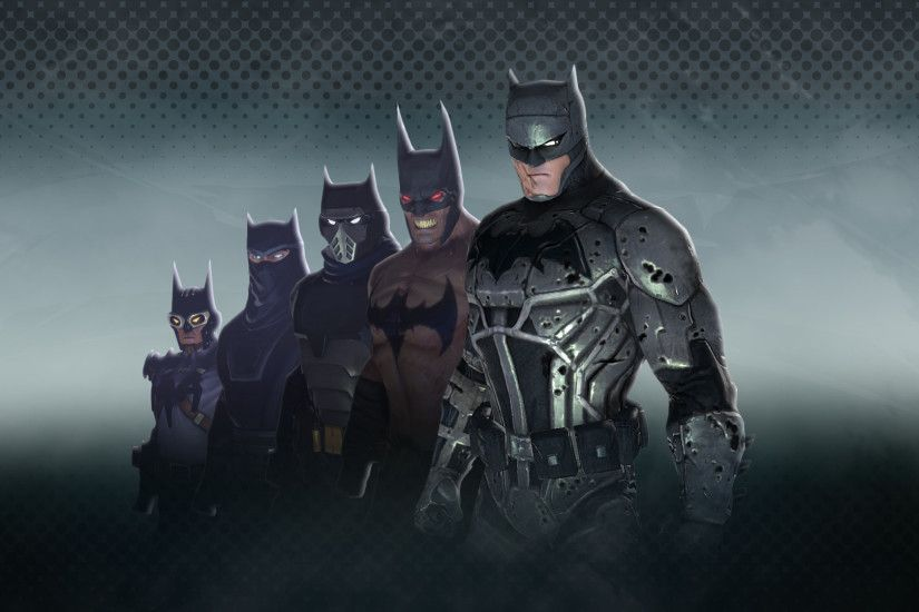 Steampowered Batman | DC Universe Online Wiki | FANDOM powered by Wikia