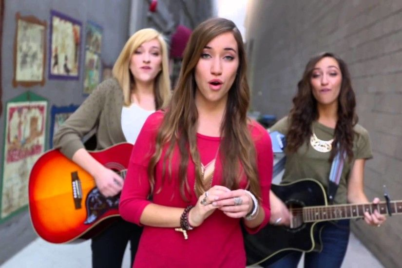 A Thousand Years- Christina Perri (Official Music Video) Acoustic Cover -  Gardiner Sisters - YouTube