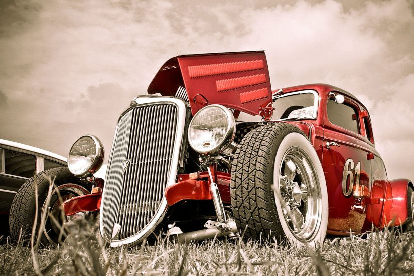 hot rods | Hot Red Rod Wallpapers, Free Hot Red Rod HD Wallpapers, Hot