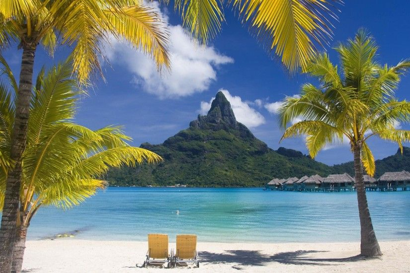 Bora Bora Island best Wallpaper