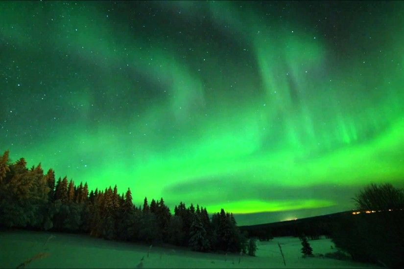 Aurora Borealis 4k Wallpaper Dancing Northern Lights